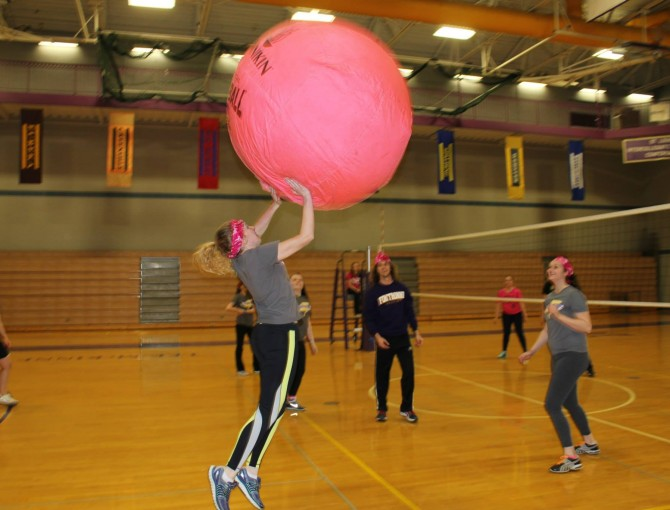 Big Pink Volleyball Tournament