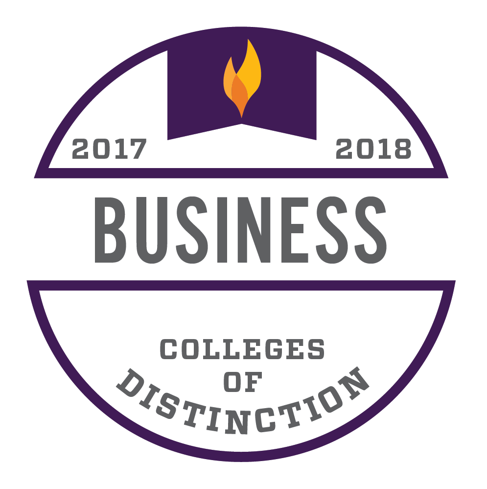 College of Distinction Business