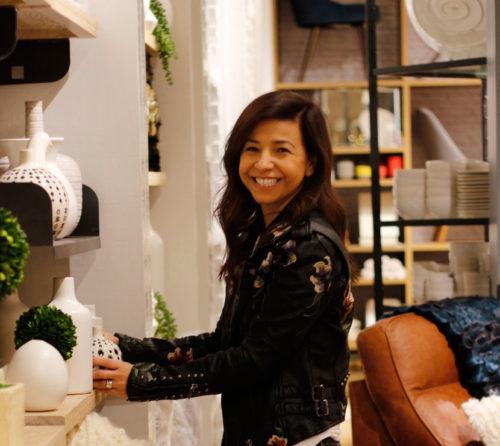 Lourdes Davis, Fashion Merchandising Major