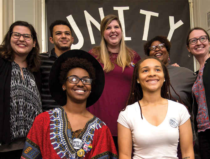 Creating Unity on Campus