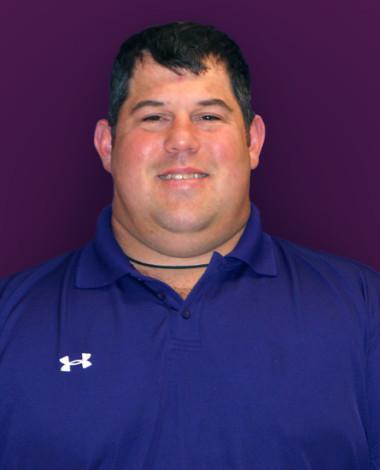 Fontbonne University Coach Chris Buckler