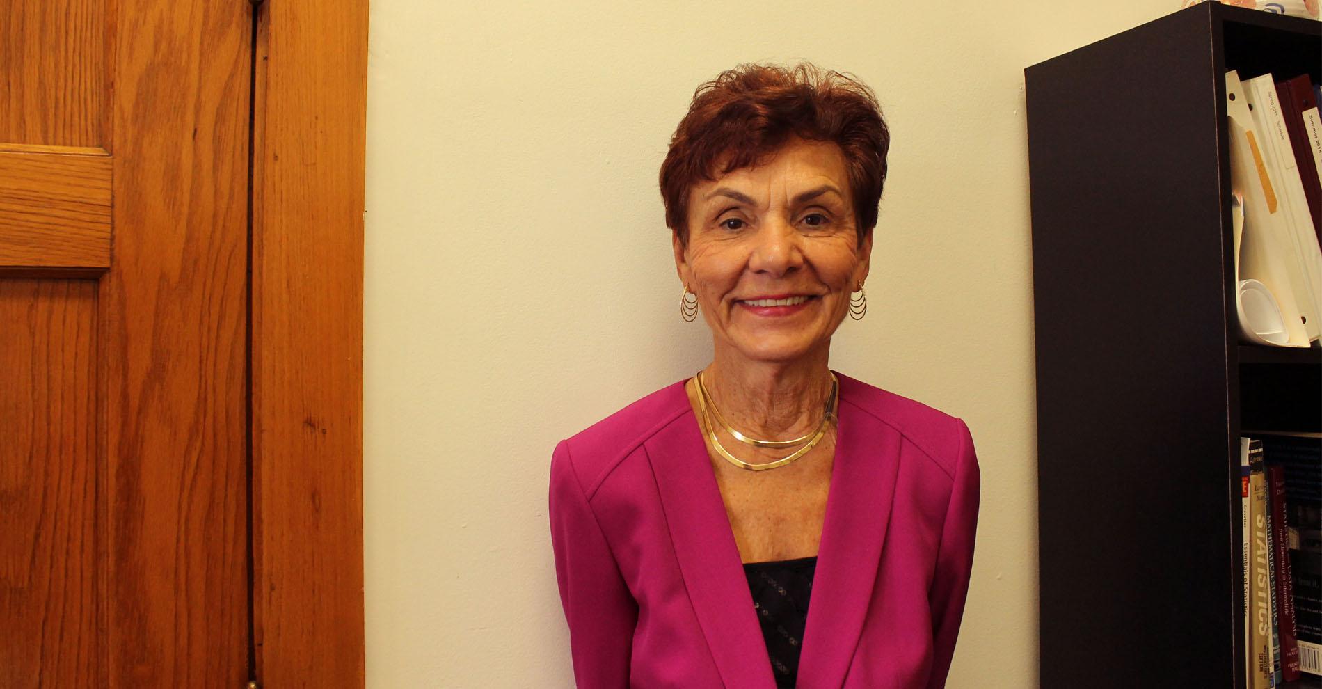 Mary Abkemeier, Ph.D.