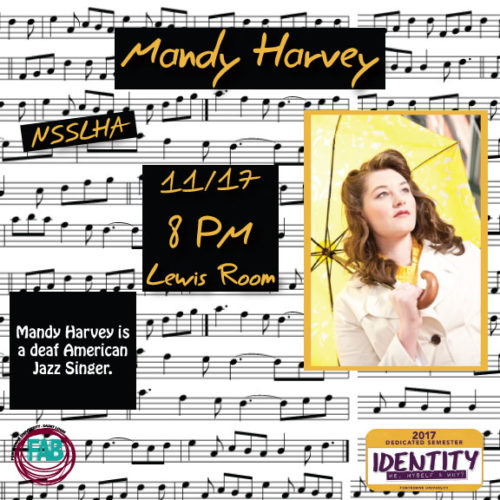 FAB Mandy Harvey