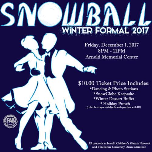 FAB Snowball Formal '17