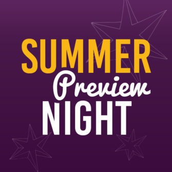 Summer preview night logo for Eckelkamp College of Global Business and Professional Studies