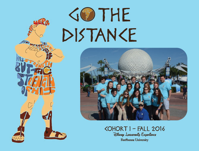 Cohort I: Go The Distance (December 9-13, 2016)