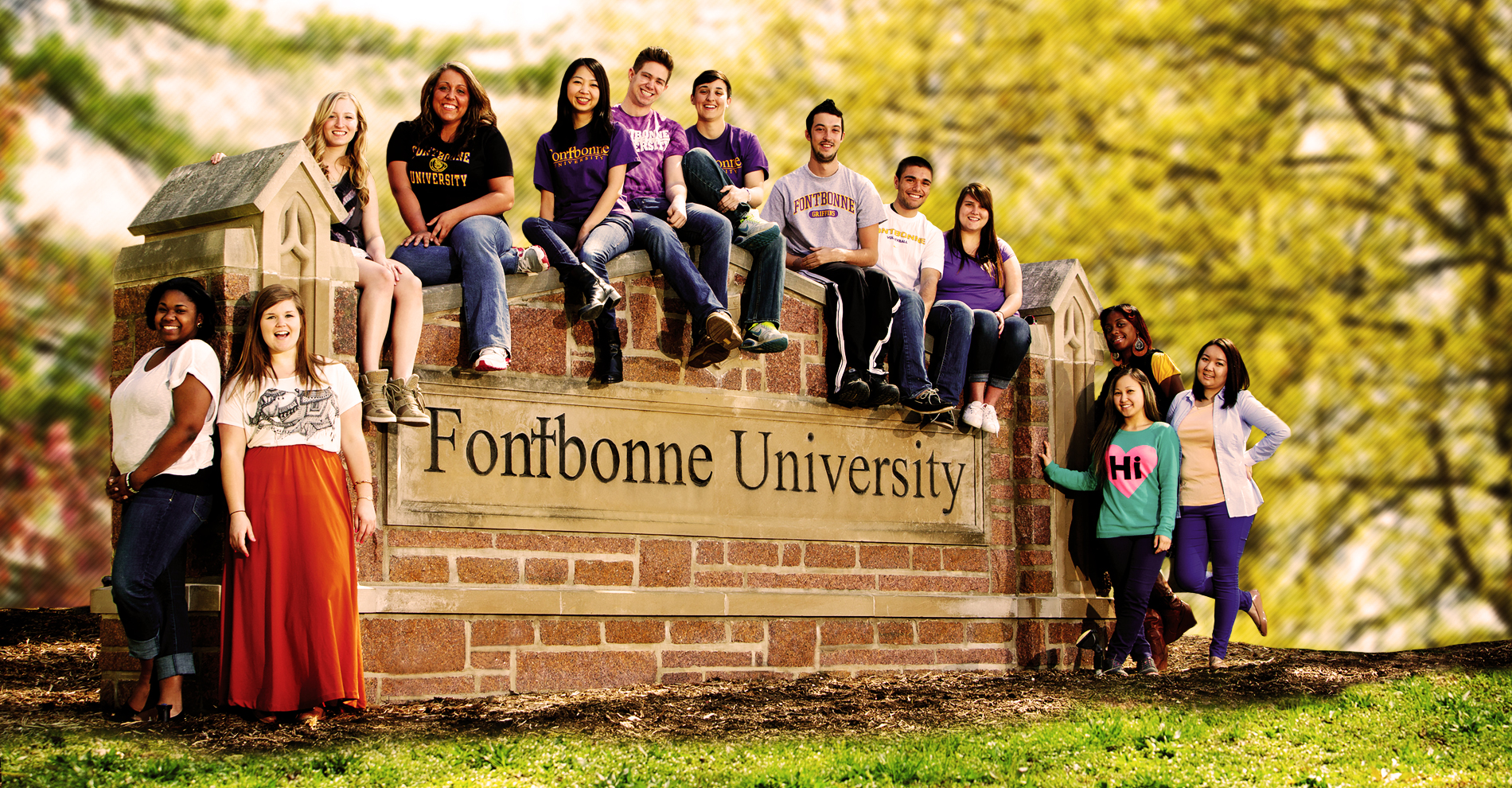 Faces of Fontbonne