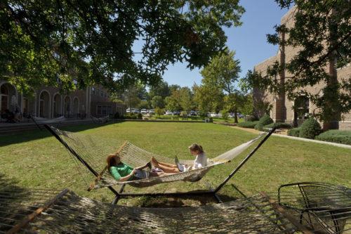 Hammocks_campus