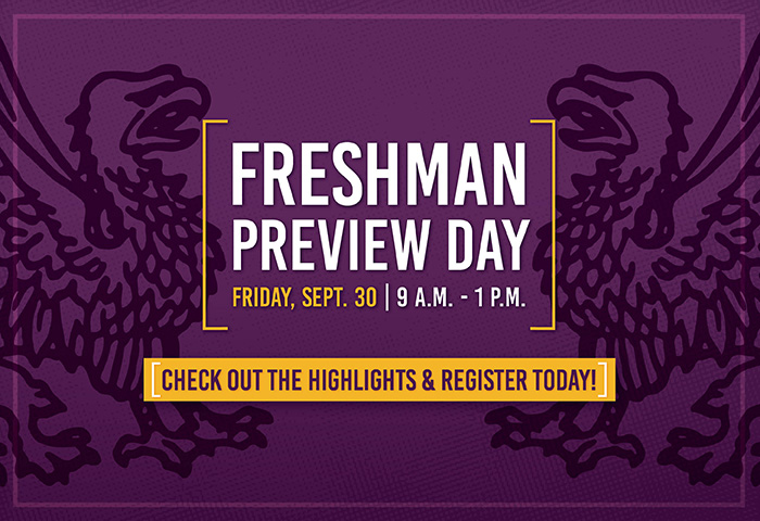 Freshman Preview Day