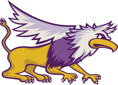 Athletic Griffin Logo full color