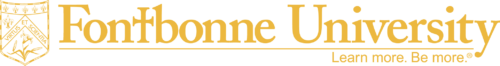 Gold horizontal logo