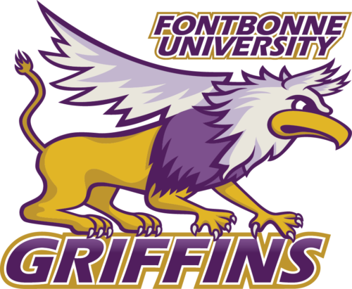 Athletic griffin logo