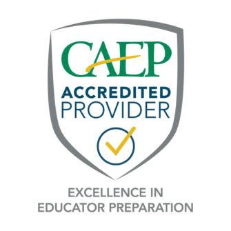 CAEP Accreditation Badge 2016