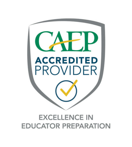 CAEP Accreditation Badge 2016