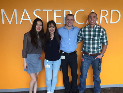 Ethan, internship, Mastercard