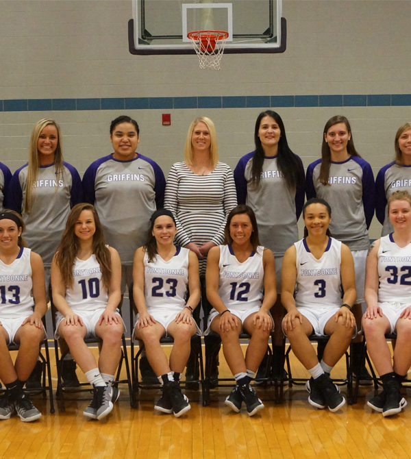 16-17 Women's Basketball