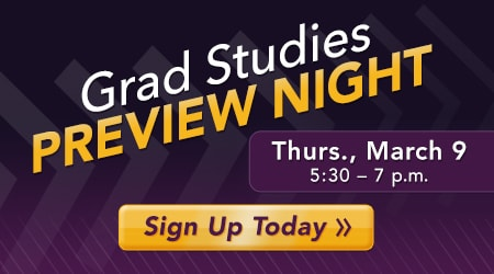 Graduate Studies Preview Night