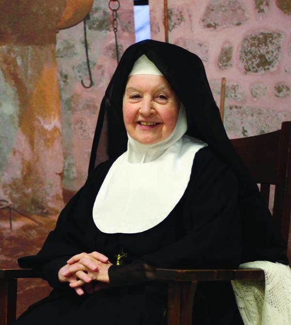 Sr. Donna Gunn as Mother St. John Fontbonne