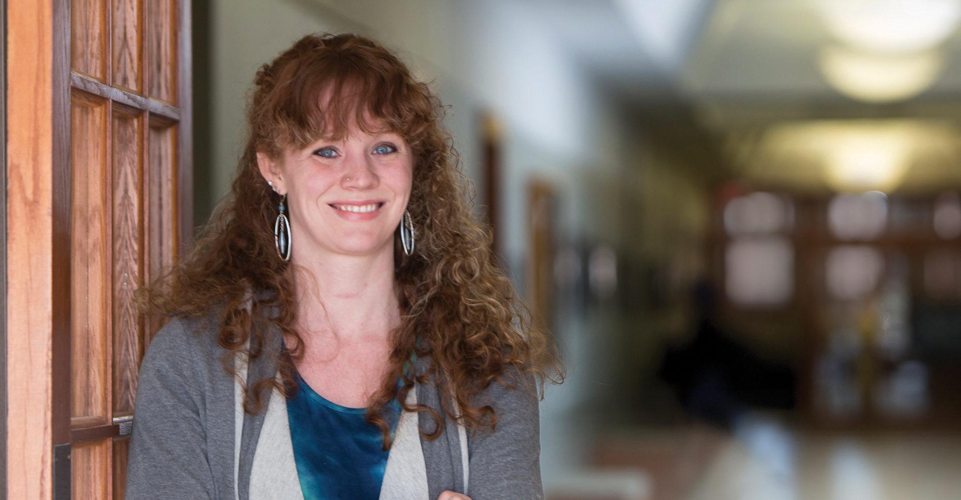 Lindsey Dumm, Eardley Clinic Client