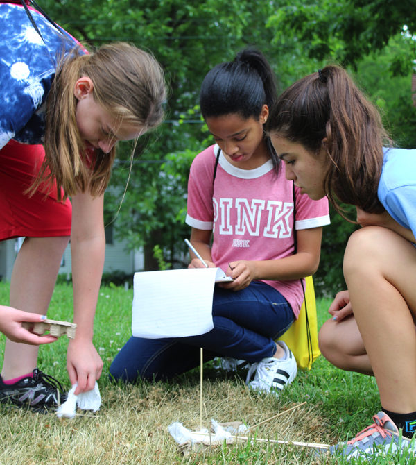 Summer Science Research Experience