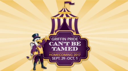 Fontbonne Homecoming banner