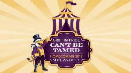 Fontbonne Homecoming banner