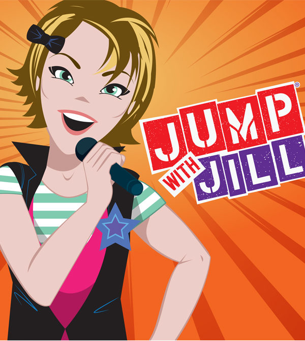 Jump with Jill poster