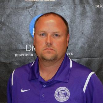 Coach Donnie Alberty