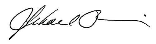 Dr. Pressimone Signature