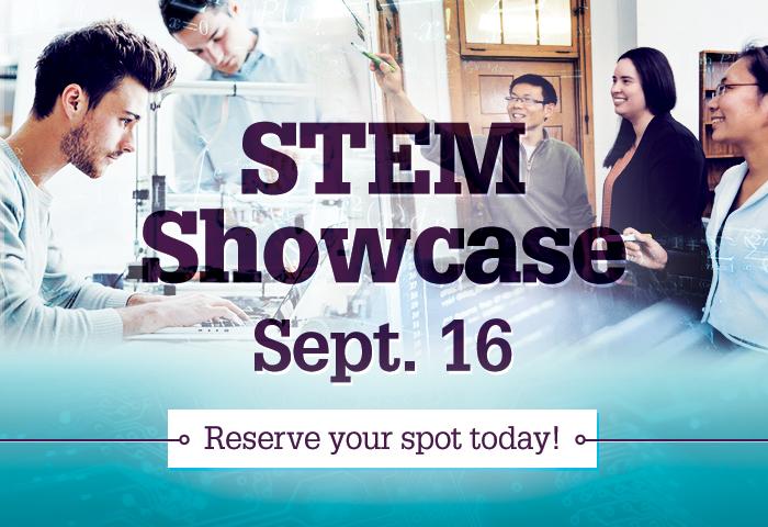 Griffin Tech STEM Showcase pop up