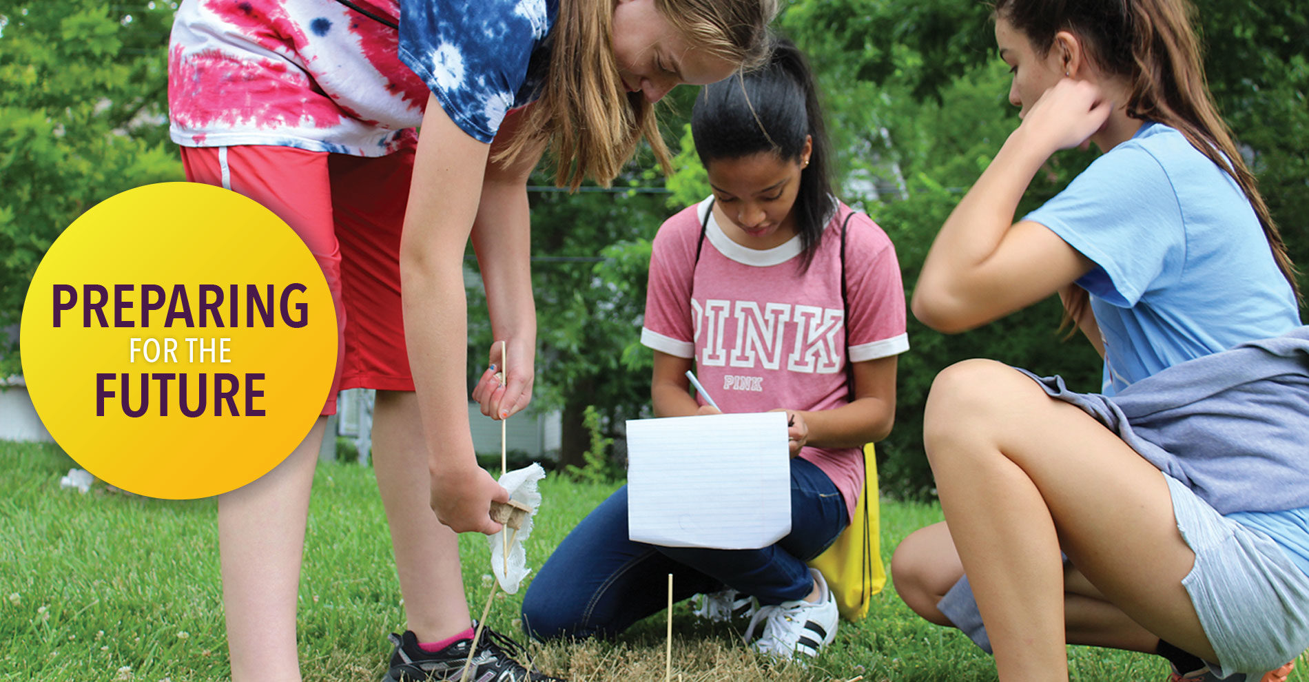 Girls In Science at Fontbonne University