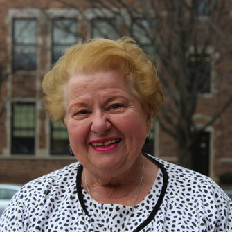 Sr. Mary Ann Nestel, Fontbonne Board of Trustees