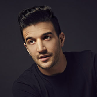 Mark Ballas, emcee of the 2018 Fontbonne Prom