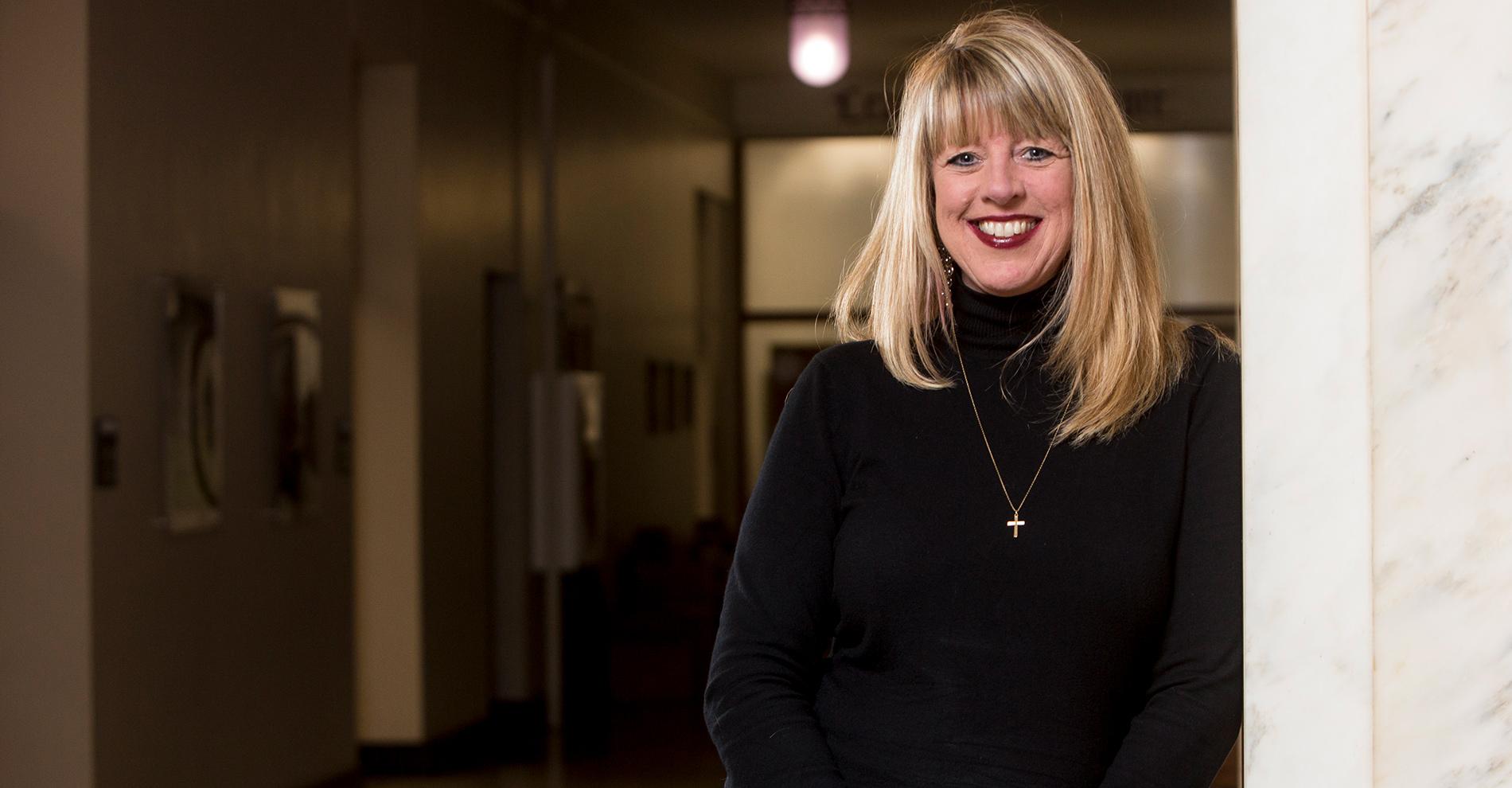 Lisa Vansickle, CFO