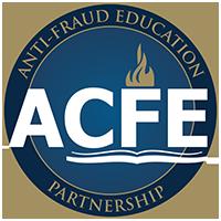 ACFE logo.