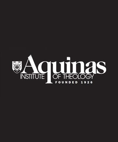 Aquinas Institute of Theology logo.