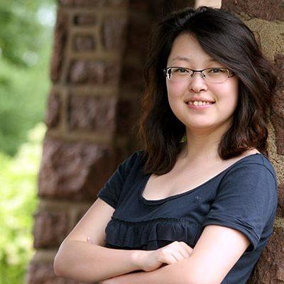 Photo of female international student.