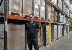 Fontbonne supply chain alum Brandon Grissom
